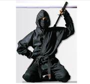 Hayashi Ninja Dräkt Svart, 130-200 cm