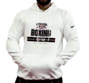Topten  Boxing  Hood, White