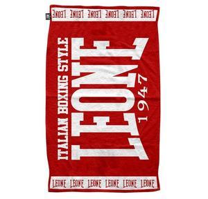 Leone Ringside Handduk, Röd 52 x 90 cm