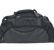 Black Hill Melbourne Gym Bag, Black (50 liter)