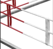 Rope Divider, Spacers för 3 eller 4 rep