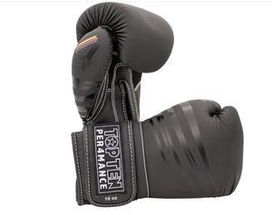 Topten Boxningshandske 4Select Beast, Svart 10-16 oz