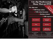 DVD Basic Thaiboxning - Muay Thai