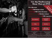 DVD Basic Thaiboxing - Muay Thai