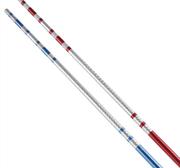 Taped Chrome Tävling/Tränings Bo, 182 cm
