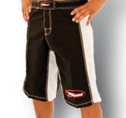 Twins MMA shorts, Svart/Vit