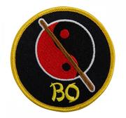 Embridered Patch, Bo Yin Yang