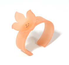 Armband ros rosa , 20 mm