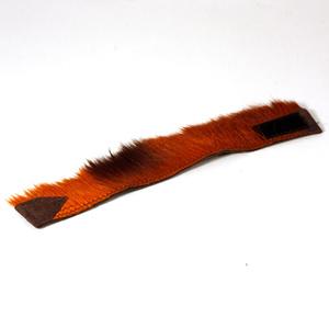 Wristband, springbok orange