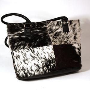 Handväska, nguniskinn
