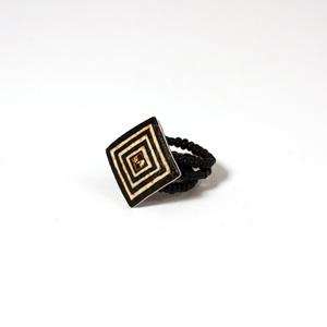 Ring strutsägg, Geometric