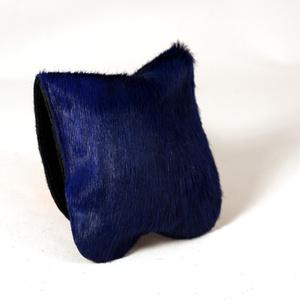 Pouch, springbok blå