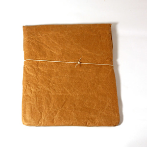 Cement Tablet sleeve, brown