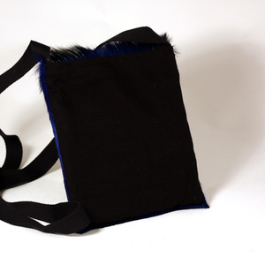 Sling bag, springbok blue