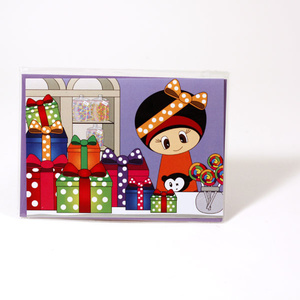 Greeting cards Minksters