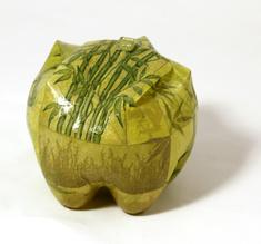 Klikbox grön bambu
