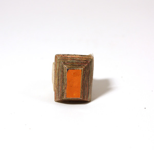 Ring Tehuti Orange