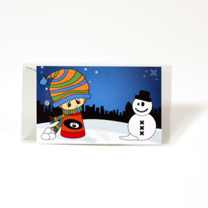 Small gift card