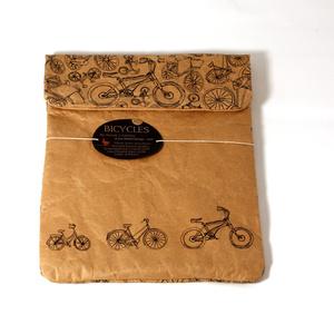 Cement Ipad sleeve, Bicycle