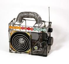 Radio, Funky Gekko