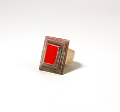 Ring Tehuti Red