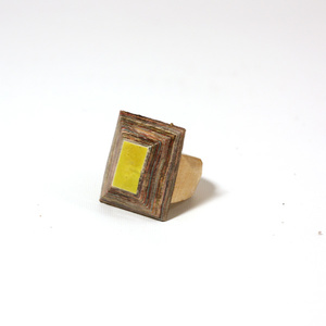 Ring Tehuti Yellow