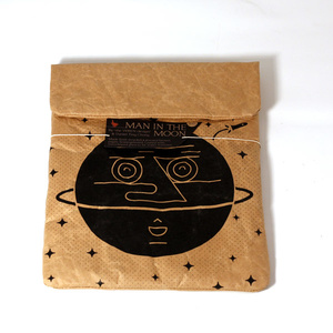 Cement tablet sleeve, Man in the Moon