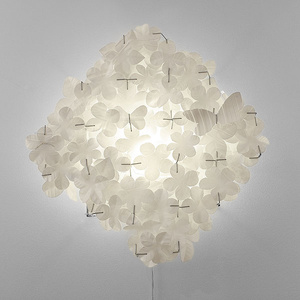 Heath Nash - Wallpanel, white