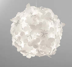 Heath Nash - Flowerball, white