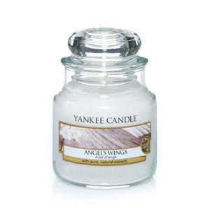 Angel´s Wings,  Small Jar, Yankee Candle
