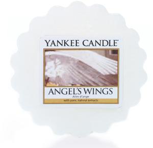 Angel´s Wings, Vaxkaka, Yankee Candle