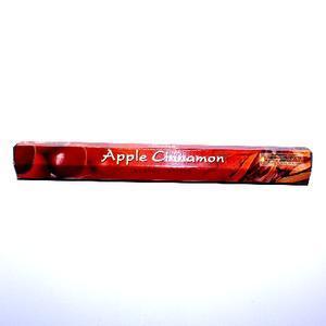 Apple Cinnamon, Äppelkaka, rökelse Krishan