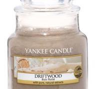 Driftwood, Small Jar, Yankee Candle