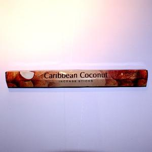 Carribean Coconut, rökelse Krishan