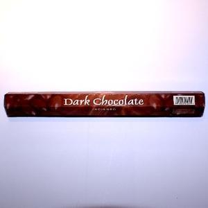 Dark Chokolate, mörk choklad, rökelse Krishan