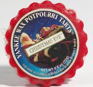 Christmas Eve, Vaxkaka, Yankee Candle