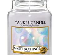 Sweet Nothings, Large Jar, Yankee Candle