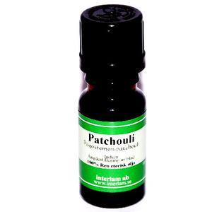 Patchouli, eterisk olja