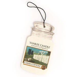 Clean Cotton, Bildoft, Yankee Candle