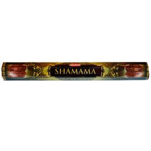 Shamama, Rökelse Krishan