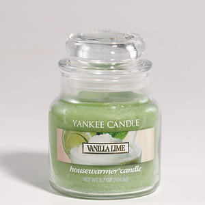 Vanilla Lime, Small jar, Yankee Candle