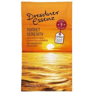 Sunset, Rosewood, Wellness, Dresdner Essenz, Badpulver
