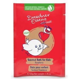Dirty Birdie, Raspberry,  badpulver för barn, Dresdner Essenz