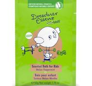 Dirty Birdie, Melon & Peppermint  badpulver för barn, Dresdner Essenz