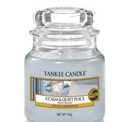 A Calm & Quiet Place,  Small Jar, Yankee Candle