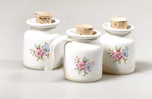 Flower Jar, Doftkrus