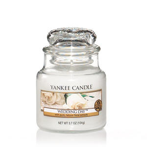 Wedding Day, Small Jar, Yankee Candle