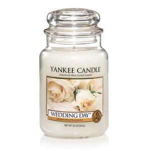 Wedding Day, Large Jar, Yankee Candle
