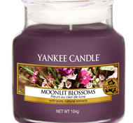 Moonlit Blossoms,  Small Jar, Yankee Candle