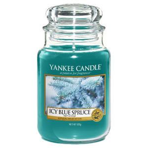 Icy Blue Spruce, Large Jar, Yankee Candle